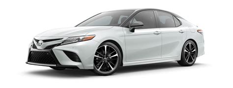 toyota camry paint color options