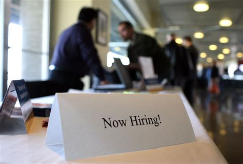 More Job Openings Than Layoffs Last Month