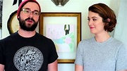 Film Club's FAULTS introduction by director Riley Stearns & Mary Elizabeth Winstead March 18th, 2015 - YouTube