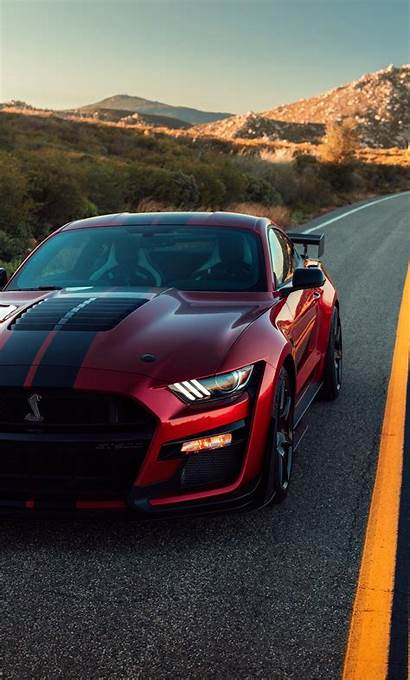 Mustang Gt500 Shelby Ford 4k Wallpapers Gt
