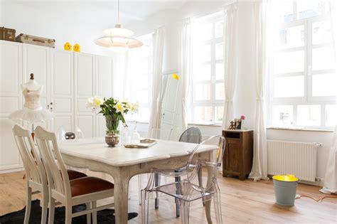 modern shabby chic dining room modern romantic living room shabby chic style dining room other metro by rasa en d 233 tail