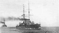 Russian cruiser Rurik (1906) - Wikipedia