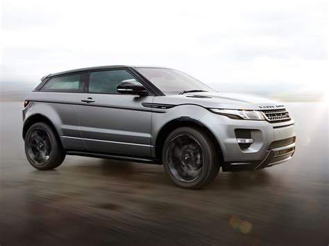 Land Rover Range Rover Evoque Coupe Prices, Specs and ...