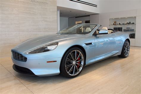 New 2015 Aston Martin Db9 Volante