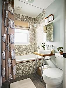 Ideen Für Kleine Badezimmer : moderne badezimmergestaltung 30 ideen f r kleine b der ~ Bigdaddyawards.com Haus und Dekorationen