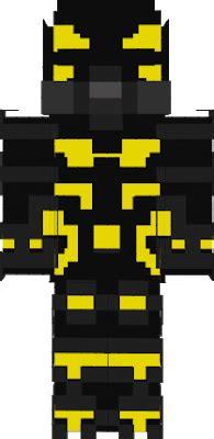 yellow nova skin