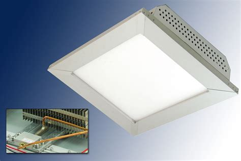 lu high bay led glt and atd develop 2 x 2 foot high bay ceiling light with