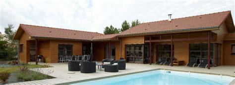maison en bois vendee maison 224 ossature bois en loire atlantique et en vend 233 e