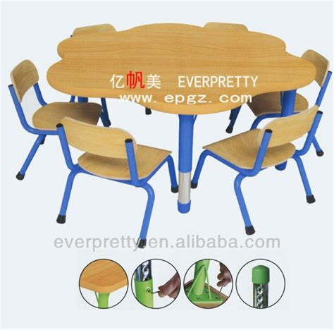 guangdong kindergarten tables and chair big lots kids