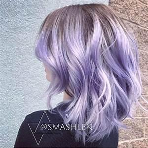 The 25+ best Silver purple hair ideas on Pinterest ...
