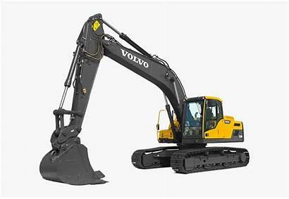 Jcb Excavator Paint Volvo Backhoe Grey Digger