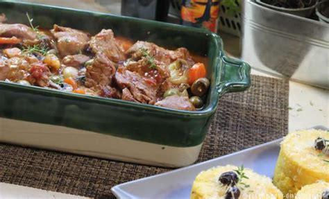 sauté de veau corse aux olives