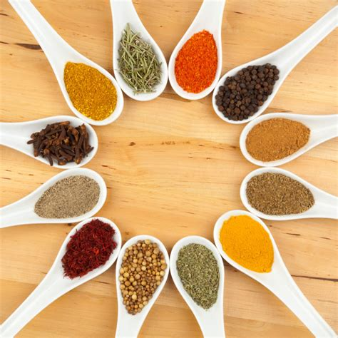 Herbs And Spices Herbs For Healing  Shape Magazine