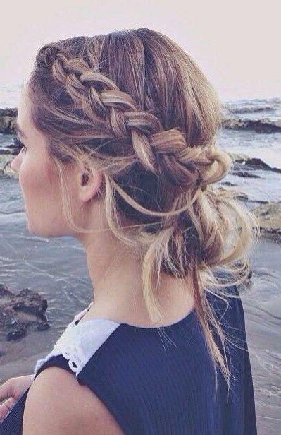 best 25 side braids ideas on pinterest easy side braid