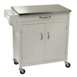 kitchen island cart with stainless steel top kitchen carts on wheels movable meal preparation and