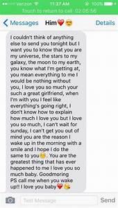 Best 25+ Cute boyfriend texts ideas on Pinterest | Cute ...