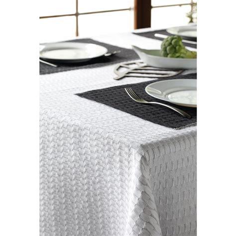 Leinen Tischdecke by Tischdecke Aus Leinen Baumwolle In Beige 140x140