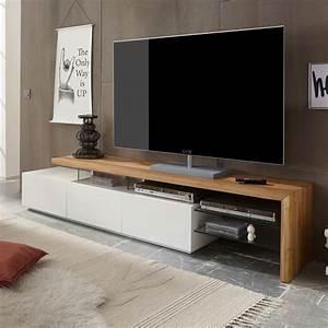 Design Tv Möbel Lowboard : design tv lowboard alimos 205 cm original mca edelmatt wei asteiche massiv m bel wohnen ~ Markanthonyermac.com Haus und Dekorationen