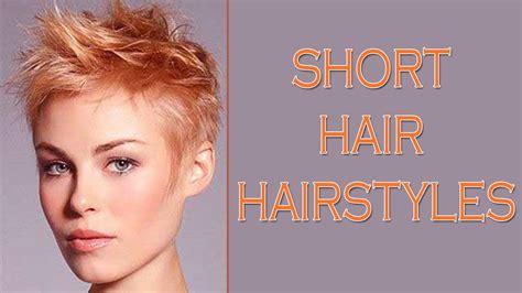 Short Hair Styles For Women Over 30, 40, 50