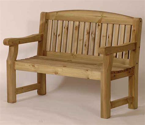 atholl chunky  seat garden bench