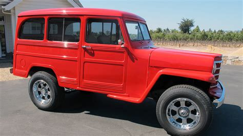 jeep wagon 2016 1952 willys wagon f118 anaheim 2016