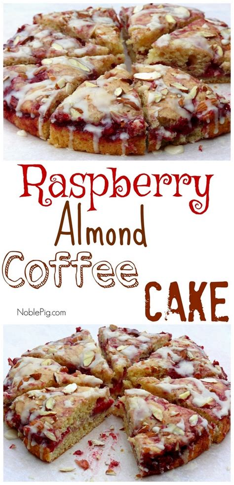 Pour half the ingredients in. Raspberry Almond Coffee Cake + Video
