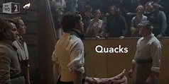 Quacks TV Series | Cast, Plot, Wiki | BBC Two | 2017 ...