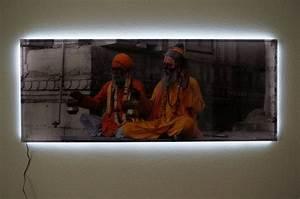 Bilder Auf Glas Gedruckt : foto auf glas mit beleuchtung hintergrundbeleuchtung foto auf preisvergleich ~ Indierocktalk.com Haus und Dekorationen