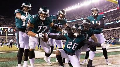 Eagles Nfl Schedule Philadelphia Football Release Running