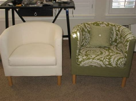 Upholstered Ikea Chair