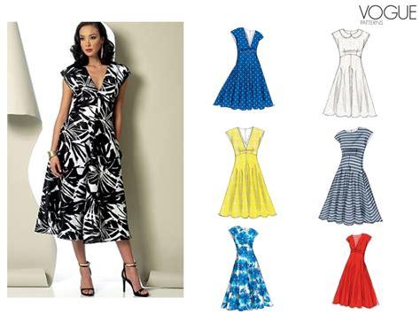 patron de couture robes vogue