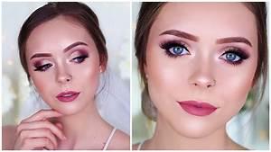 Rose Gold Sprühlack : in depth bridal makeup tutorial dramatic rose gold youtube ~ A.2002-acura-tl-radio.info Haus und Dekorationen