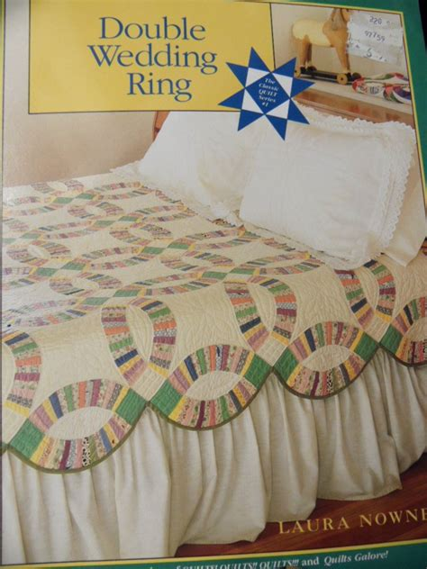 double wedding ring quilt patterns free patterns