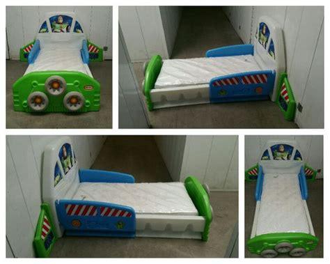 Toddler Bed Little Tikes Buzz Lightyear Spaceship Toddler