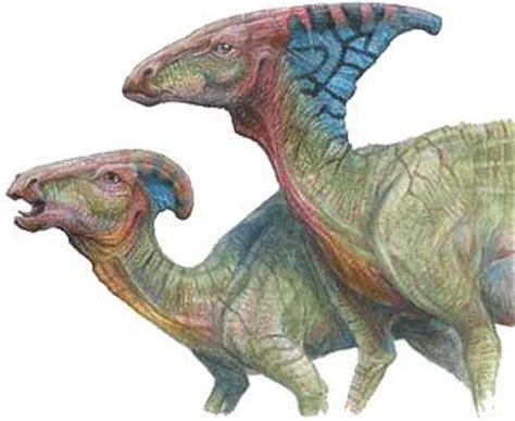 le de chevet dinosaure le dinosaure parasaurolophus dinonews