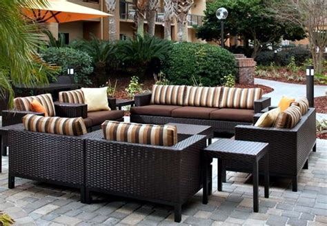 20 stylish ideas for outdoor seating area – a comfortable