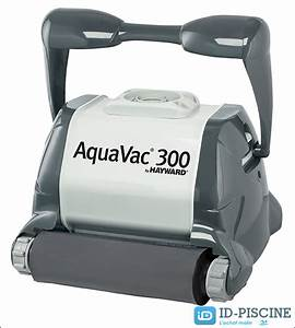 Aquavac 300 qc quick clean lamelles picots robot piscine for Liner mosaique pour piscine 18 hayward aquavac 300 robot piscine