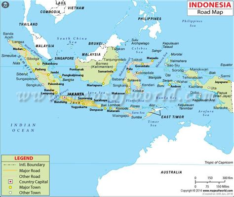 indonesia road map indonesiamalaysia pinterest