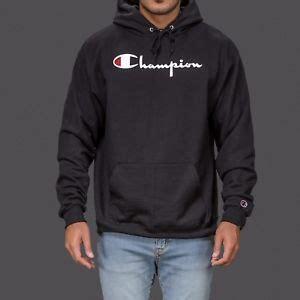 s grey zip up hoodie black authentic chion sportswear logo hoodie hoody