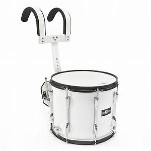 """14"""" X 12"""" Marching Snare Drum with Carrier by Gear4music ..."""