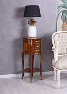 Table De Chevet Etroite : baroque commode table de mur jardini res incrustation console nuit chevet ebay ~ Teatrodelosmanantiales.com Idées de Décoration