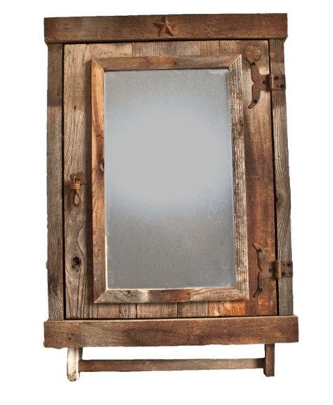 Rustic Medicine Cabinets For The Bathroom by Best 25 Rustic Medicine Cabinets Ideas On Diy
