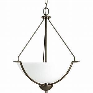 Progress lighting bravo collection light antique bronze