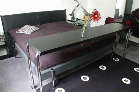 Ikea Tisch Für Bett by Fr 252 Hst 252 Cken Im Bett