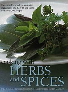 9781844773404 Cooking With Herbs And Spices The Complete