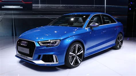 2020 audi rs3 2018 audi rs3 sedan price and review ford specs news