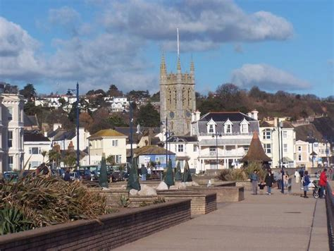 Nice Gardens by Top Ten 10 Holiday Resorts In South Devon Teignmouth
