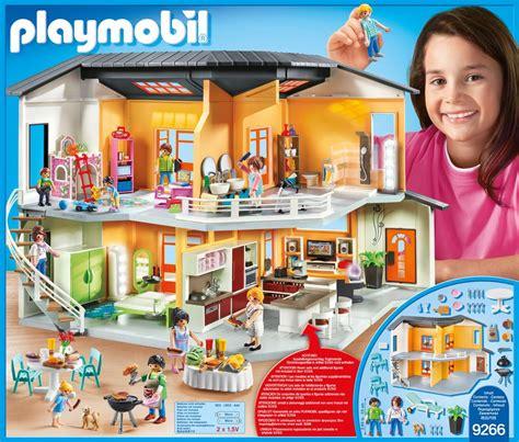 Playmobil City Life Maison Moderne 9266 Migros