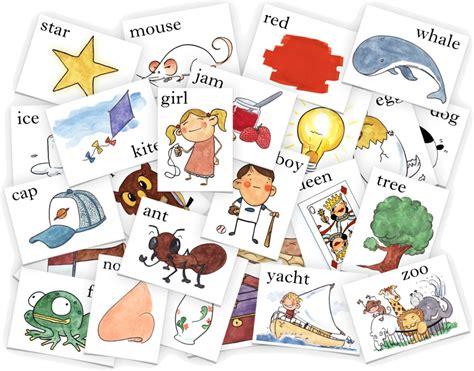 abeceda alphabet vocabulary cards cards