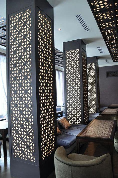 artlux portfolio  pillar design ceiling design